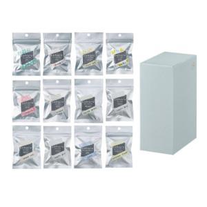 キングジム こはる/ひより専用フィルムテープ 12種類セット マグネットボックス付き (メール便不可)|homeshop