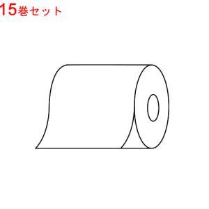 (お買得な15巻セット)(高品質日本製)日本製 感熱レジロール紙(58mm×70mm×12mm)×15巻(メール便不可)|homeshop