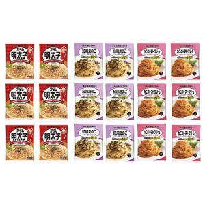 (18点セット) キューピー パスタソース 3種アソート ミートソース・カニのトマトクリーム・和風き...
