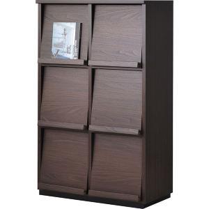 スタッキングできる収納家具 ディスプレイラック 3段2列 homestyle