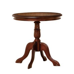 マルシェ テーブル おしゃれ ブラウン ku566  28566|homestyle