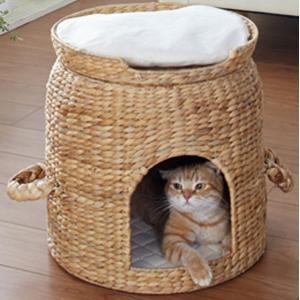猫ベッド ねこ ベッド ちぐら ペット ハウス セパレート homestyle