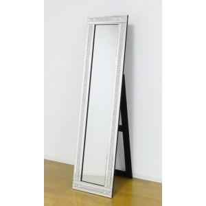 スタンディングミラー 2ライン ku709  81015|homestyle