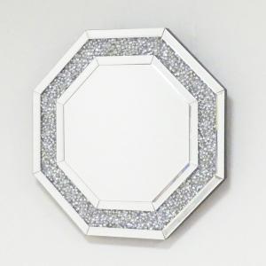 八角ミラー ダイヤ ku711  81002|homestyle