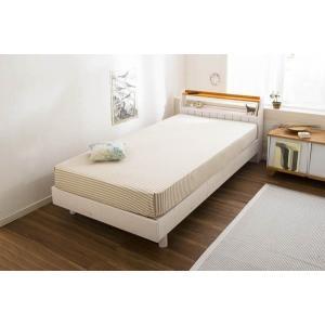 すのこベッド 木製ベッド セミダブルロータイプ 天然木 カントリー調 通気性抜群|homestyle