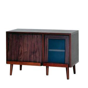 レトロ調家具シリーズ ディスプレイローボード(幅88センチタイプ)|homestyle