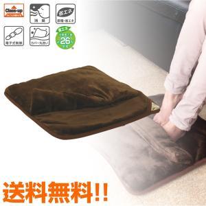 電気足温器 消臭 省エネ 洗える足袋 フランネル デオテックスプレミアム VPT442BFZS 送料無料|hometec