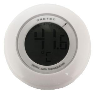 デジタル湯温計 O-227WT dretec|hometec