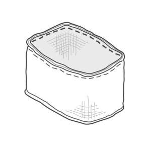 加湿機 加湿フィルター FE-ZKE07 パナソニック|hometec