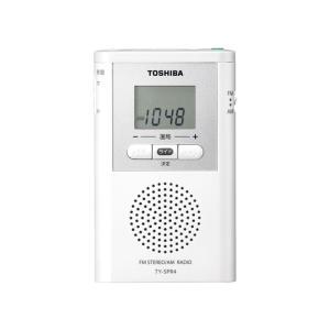 AM/FMラジオ LEDライト付き  TY-SPR4 東芝 TOSHIBA|hometec