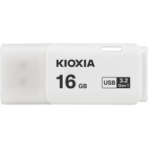 KIOXIA キオクシア USBフラッシュメモリ TransMemory U301 16GB KUC-3A016GW|hometec
