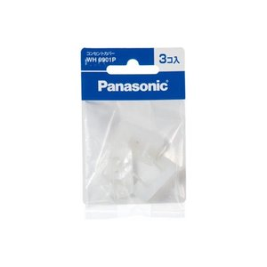 パナソニック コンセントカバー WH9901P|hometec