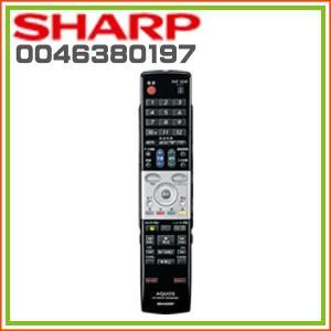 シャープ DVDプレーヤー用 リモコン 0046380197 hometec
