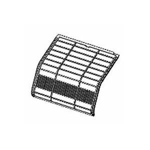 シャープ エアコン用 エアーフィルター(1枚)(205 337 0676)|hometec