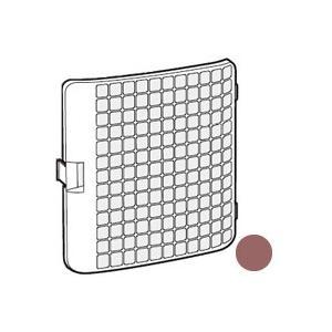シャープ 加湿セラミックファンヒーター用 フィルター<ブラウン系> 252 101 0972|hometec