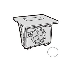 純正部品:シャープ 洗濯機用 乾燥フィルター<ホワイト系>(210 337 0417)