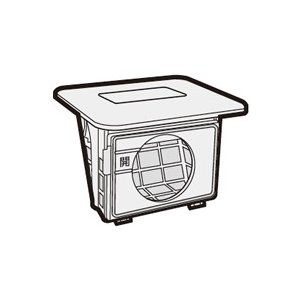純正部品:シャープ 洗濯機用 乾燥フィルター(210 337 0456)