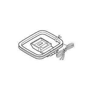 シャープ オーディオ用 AMループアンテナ 1245020003 hometec