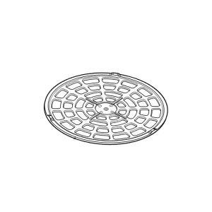 パナソニック Panasonic 電子レンジ ターンテーブル(丸皿) の受け台(あみ)A201F-10N0|hometec