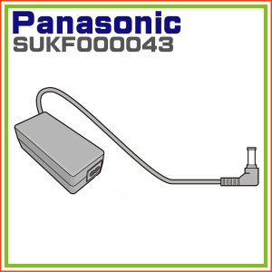 ポータブル地上デジタルテレビ 用 ACアダプター SUKF000043 パナソニック hometec