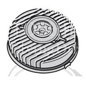 純正部品:東芝 TOSHIBA 掃除機 クリーナー フィルター 4140A694|hometec
