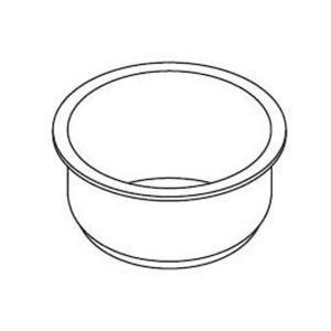 メーカー生産完了:東芝 TOSHIBA RC-10VRD RC-VS10K RC-B10VRD 対応 炊飯器内釜 交換用 320WW124|hometec