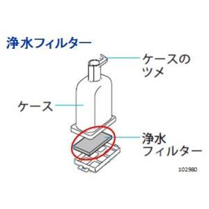 パナソニック 冷蔵庫 浄水フィルター CNRMJ-107220 旧:CNRAJ-102980|hometec