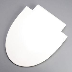 パナソニック 快適暖房便座用 便ふた パステルアイボリー CH52KPF03K|hometec