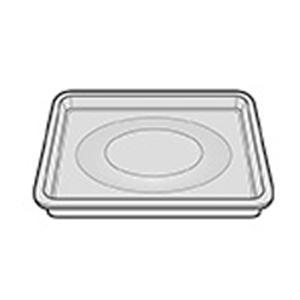 シャープ ウォーターオーブン(ヘルシオ) 角皿 3504160167|hometec