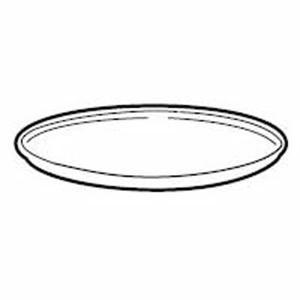 シャープ 電子レンジ 丸皿 3502930142|hometec