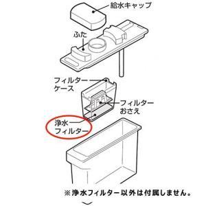 シャープ 冷蔵庫 浄水フィルター 2013370086|hometec