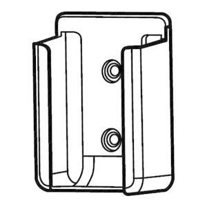 TOSHIBA エアコン 用 リモコン ホルダー 43066119 東芝 取り寄せ品