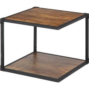 クルト サイドテーブル サイズ50×50cm ブルックリンスタイル|homeworkslimited