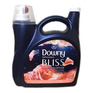 Downy ダウニー インフュージョン BLISS スパークリングアンバー&ローズ 3.4L|homeyayafutenn