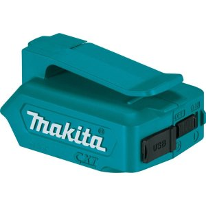 マキタ(Makita)  10.8Vスライドバッテリ専用 USB用アダプタ ADP06 homeyayafutenn