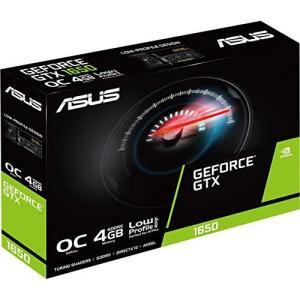 ASUS NVIDIA GTX 1650 搭載 デュアルファンモデル 4G GTX1650-O4G-LP-BRK homeyayafutenn