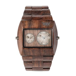 Wooden Watch Wewood Jupiter Chocolate RS WW02015|homeyayafutenn