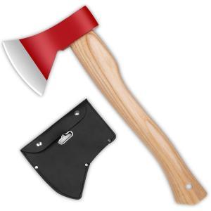 リフィンスキー(Lifinsky) 片手斧 薪割り手斧 キャンプ用品 鉈 アウトドア 釣り 山歩き|homeyayafutenn
