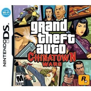 Grand Theft Auto Chinatown Wars (輸入版:北米) DS|homeyayafutenn