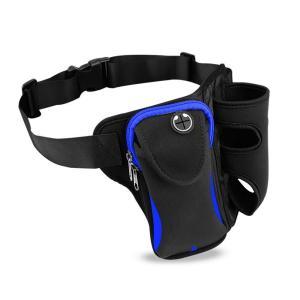 【防水・耐久性・通気性】ナイロン生地で、軽くて防水で、耐久性があります。また、腰にあたる部分は通気性...