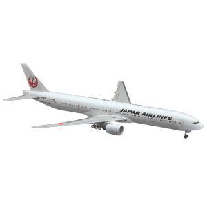 ハセガワ 1/200 日本航空 B777-300 新ロゴ プラモデル 15|homeyayafutenn