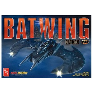 プラッツ AMT948 1/25 バットマン バットウイング (1989)|homeyayafutenn