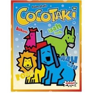 Cocotaki. Kartenspiel: Fur 2 - 10 Personen ab 6 Jahren homeyayafutenn