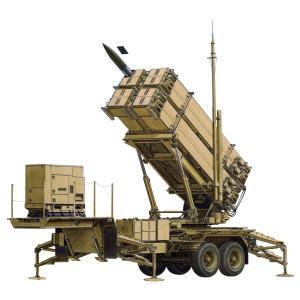 プラッツ 1/35 MIM-104Fパトリオット(ペトリオット) SAM PAC-3 M901発射機 プラモデル BL3563|homeyayafutenn