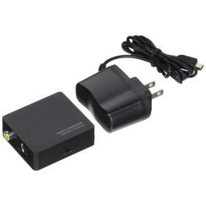 テック コンポジット S端子 VGA (Dsub15Pin) 変換コンバーター TSCVGA2 homeyayafutenn