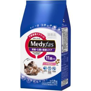 メディファス 11歳から チキン味 1.5kg(250gx6)|homeyayafutenn