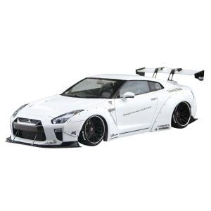 青島文化教材社 1/24 リバティウォークシリーズ No.11 LB・ワークス R35 GT-R タイプ1.5 プラモデル homeyayafutenn