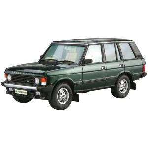 青島文化教材社 1/24 ザ・モデルカーシリーズ No.120 ランドローバー LH36D レンジローバークラシック 1992 プラモデル homeyayafutenn