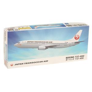 ハセガワ 1/200 旅客機シリーズ 日本トランスオーシャン航空 ボーイング737-400 新ロゴ|homeyayafutenn