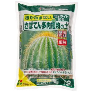 花ごころ さぼてん多肉植物の土 2l|homeyayafutenn